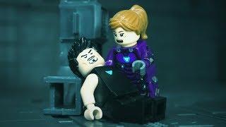 Download Avengers Endgame Pepper Potts Saves Tony Stark Lego Stop Motion Video