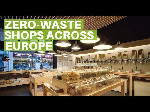 Zero Waste Shops Opening Across Europe