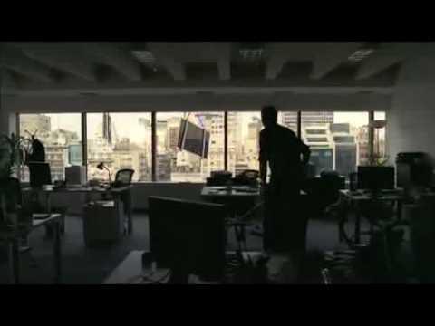 Teaser film of 2010 3D LED TV TV commercial : Cleaner