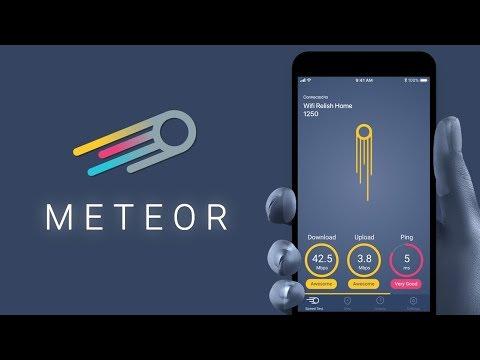 OpenSignal – Meteor: App Speed Test