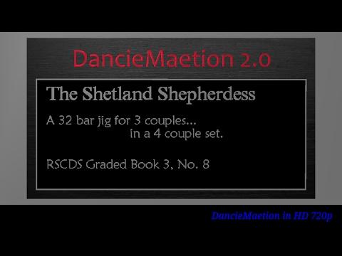 Shetland Shepherdess, The