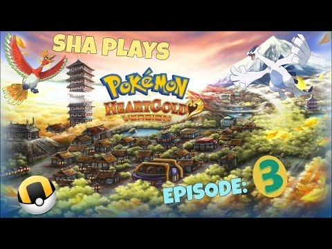 Pokemon HeartGold: Cheat Codes Part #1 (OpenEmu) Ultra HD