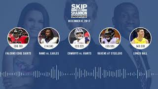 UNDISPUTED Audio Podcast (12.08.17) with Skip Bayless, Shannon Sharpe, Joy Taylor | UNDISPUTED