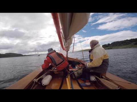 Wayfarer Sailing Introduction to Scotland 2016