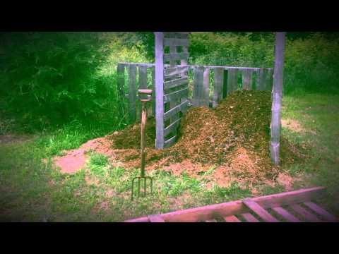 Pallet Compost Bin Pt:1
