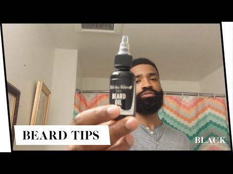 5 Oils That Will Help You Grow A Thicker Beard