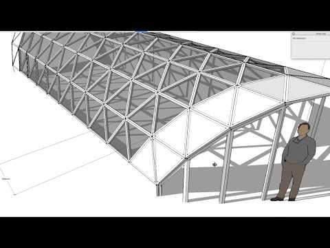 New tunnel dome design