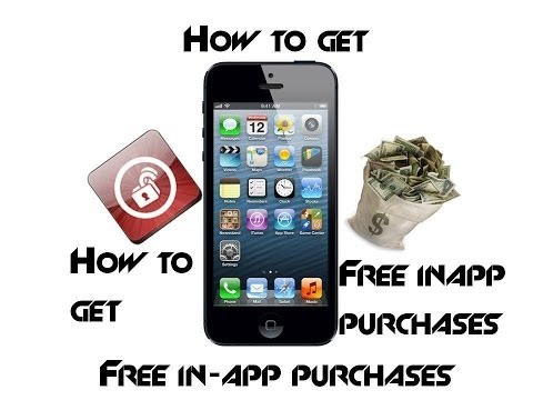 iOS 7: in-App Purchases FREE (Jailbreak) (Cydia) - ANY iOS Device (iPhone, iPad, iPod Touch)