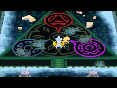 Pokemon Heart Gold Extras: Arceus Event