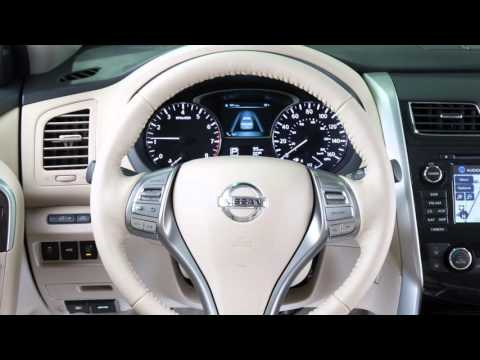 2016 Nissan Altima - Tire Pressure Monitoring System (TPMS) with Easy Fill Tire Alert