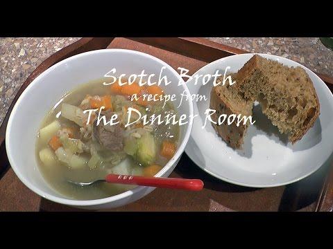 Scotch Broth - How To Make