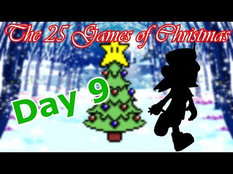 The 25 Games of Christmas - Day 9