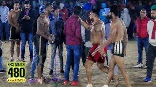 #480 Best Final Match   Sarhala Ranuan VS Shahkot   Sindhar (Jalandhar) Kabaddi Cup 25 Jan 2019