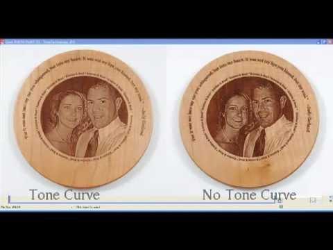 Using Tone Curve in CorelPHOTO-PAINT