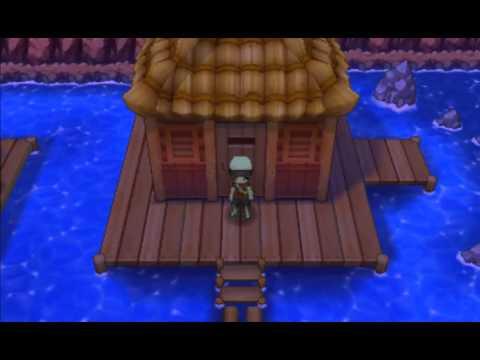 Pokemon ORAS Omega Ruby - Regirock, Registeel, Regice, and REGIGIGAS!