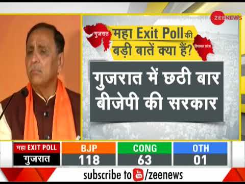 DNA:  Exit polls show BJP winning, all eyes are now set on December 18, the day of counting