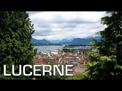 How to spend 1 day in Lucerne | SWITZERLAND Travel Vlog