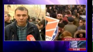 ლევან სამუშია - ჩვენ ვაპროტესტებთ ზეწოლას ქართულ მედიაზე ხელისუფლების მხრიდან