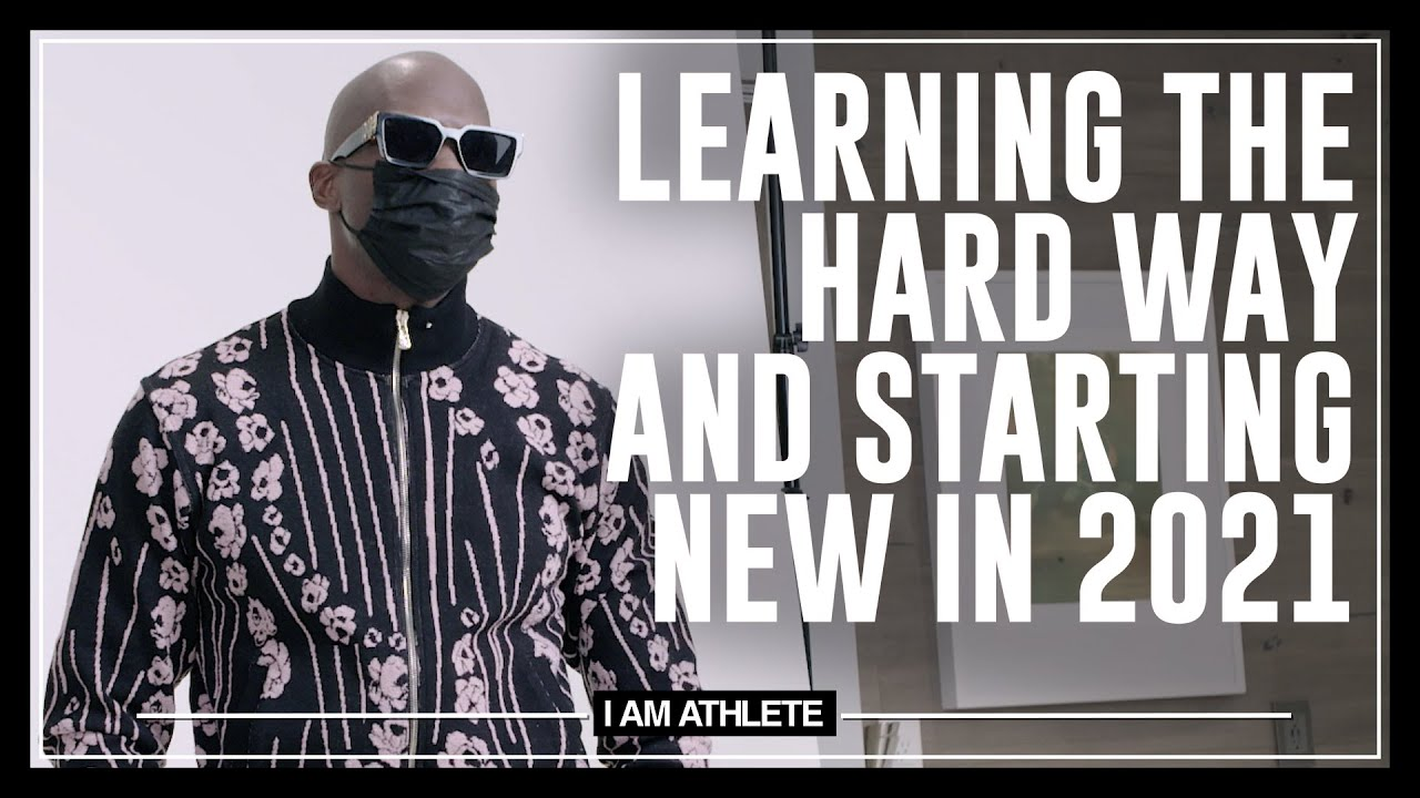 Learning The Hard Way & Starting New In 2021 | I AM ATHLETE with Brandon Marshall & More