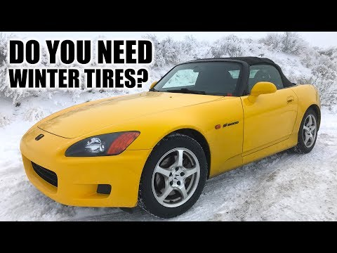 Do You Need Winter Tires If It Doesn't Snow?