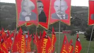 Kaypakkaya Kavga Sloganlarıyla Mezar Başında Anıldı