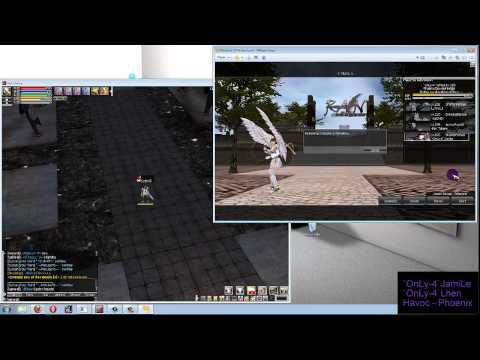 Ran Online Dual Client [VMware Player]