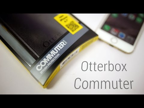 iPhone 6 - Otterbox Commuter Case Review