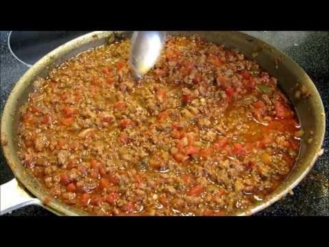 Hot Dog Chili Sauce - Hot Dog Chili - The BEST Hot Dog Chili Recipe
