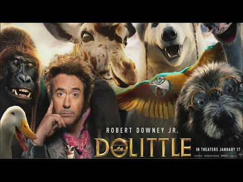 """At The Movies   """"Bad Boys for Life"""" & """"Dolittle"""""""
