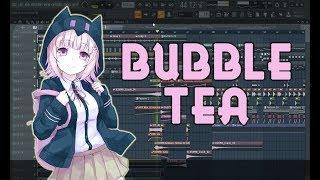 dark cat - BUBBLE TEA (feat. juu & cinders) on FL Studio by Jimbreng (Free FLP)