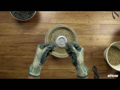 How to Make a Concrete Fire Bowl