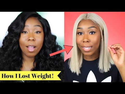 HOW I LOST WEIGHT FAST WITHOUT EXERCISING | Going Vegan & Raw Vegan