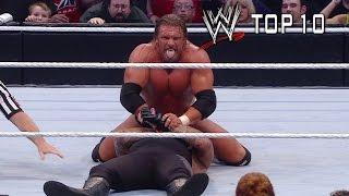 Undertakers Streak beinahe beendet: WWE Top 10