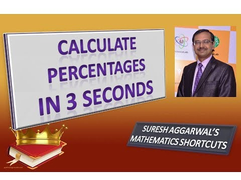 Trick 292 - Calculate Percentages Mentally - More Examples