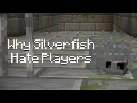 Why Silverfish Hate Players - Minecraft
