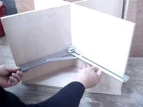 crown moulding Angle measurement (broad Angle)