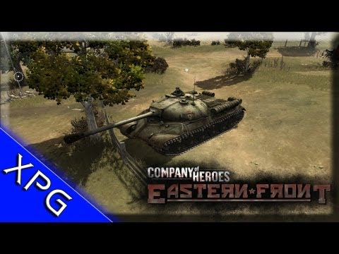 Company Of Heroes 2 : The Western Front Armies 3v3