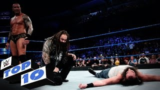 Top 10 SmackDown LIVE moments: WWE Top 10, Jan. 24, 2017