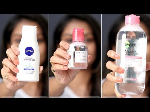 3 Best Makeup Remover | Affordable Makeup Remover | Drugstore Product For Removing Makeup | Foxy