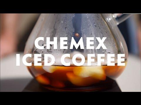 Chemex Iced Coffee