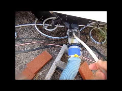 Simple Way to Unplug an RV Holding Tank