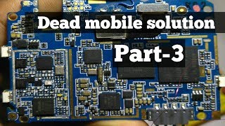 How to repair dead vivo y1 & y53 mobile 💯 solution