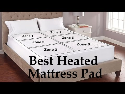 Best Heated Mattress Pad (King & Queen Size)