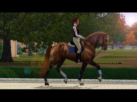 The Sims 3 - River Star Stable