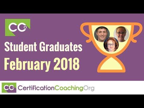 CCO Graduates Feb 2018