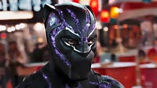 Marvels Black Panther | official trailer (2018)