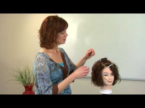 Hairstyling Tips & Techniques : How to Roll Your Hair With Rollers