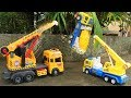 Toy Cars For Kids Crane Truck Cement Truck Helicopter Construction Vehicles Toys For Children