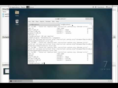 How to install Package from DVD with CentOS (without internet)