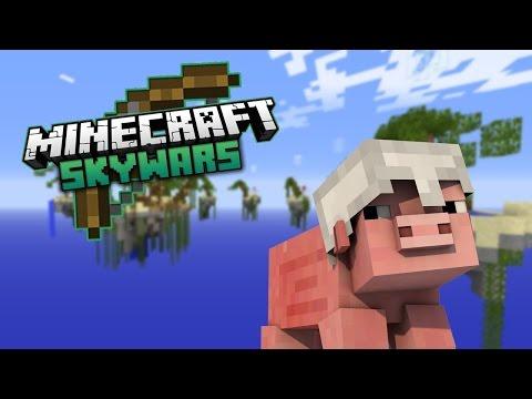 Minecraft skywars - hacking (Aristois)